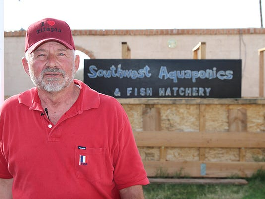 Southwest Aquaponics and Fish Hatchery