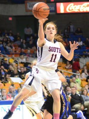 West Virginia guard Taryn McCutcheon  is part of a MSU women's basketball class rated No. 11 nationally by ESPN's HoopGurlz.