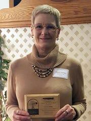 Emmy Rebitz received Manitowoc County Historical Society's