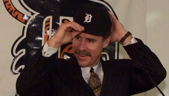Former Tigers manager Phil Garner