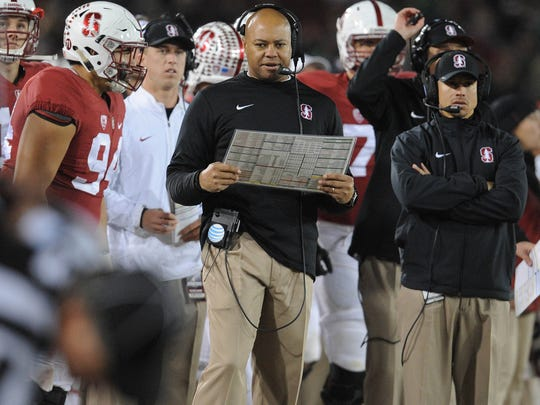 Stanford's play card and scheme draw more from NFL