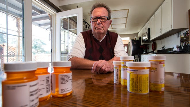 """Kenneth Warren is a generally healthy 76-year-old who takes prescription drugs for, as he says, """"getting older."""" He takes them for health maintenance issues that are common among seniors such as cholesterol and blood pressure."""