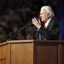 Billy Graham's legacy: An unspectacular preacher preaching a powerful Gospel