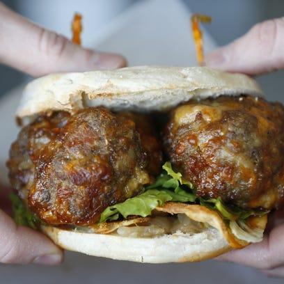 Meatball Kitchen in Corryville near University of Cincinnati  closed