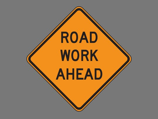 Image result for road work clip art
