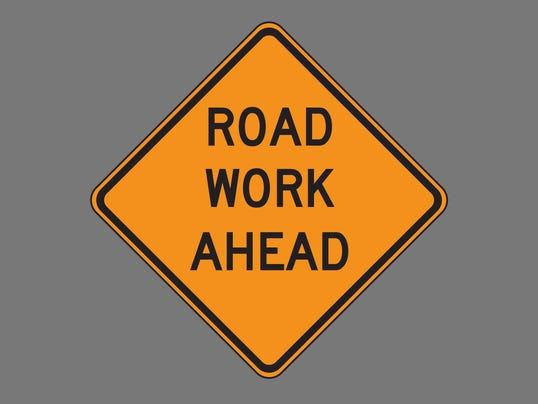 Image result for road work clip art