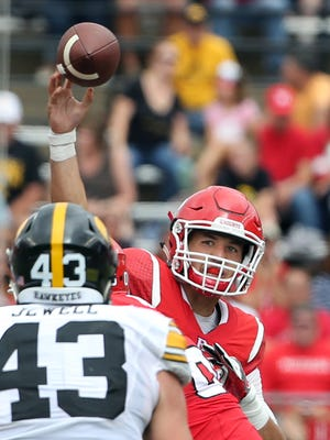 Rutgers takes on Iowa in their first Big Ten game of 2016 at High Point Solutions Stadium in Piscataway on Saturday September 24, 2016