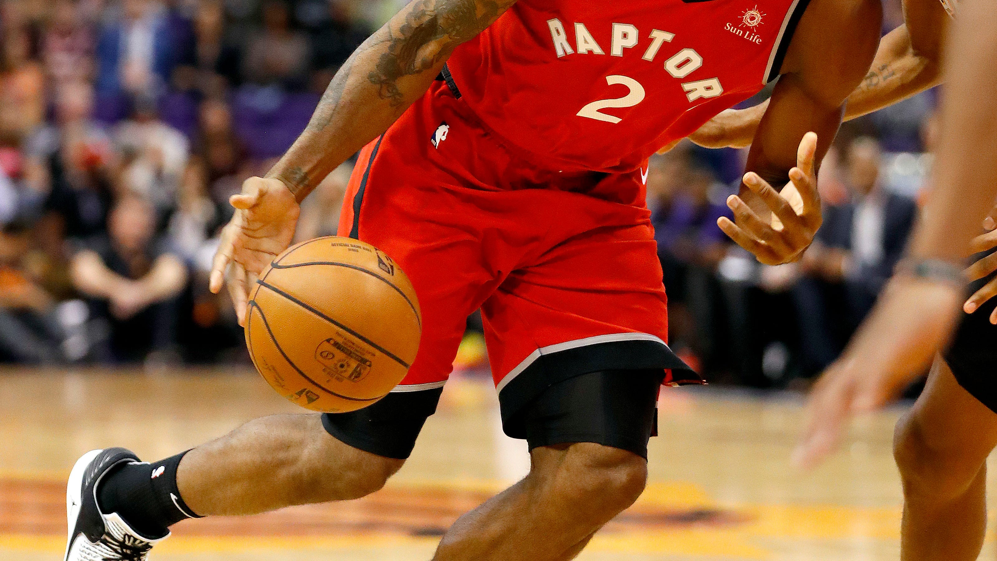 Lakers Vs Raptors Detail: Raptors' Kawhi Leonard Sits Vs. Lakers With Foot Soreness