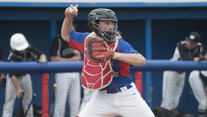 A lot is expected of Washington Township senior catcher Alex Gattinelli this season, behind the plate and with the bat.