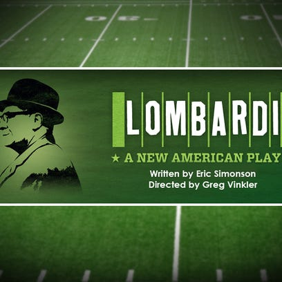 """The play """"Lombardi"""" will be performed Feb. 22-March"""