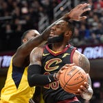 Lance Stephenson's Pacers best LeBron's Cavs in Game 1