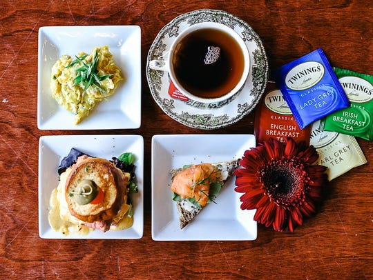 For the royal wedding, Three Lions Pub and Red Lion Pub are hosting a Royal Tea Service, beginning at 5 a.m. Saturday.