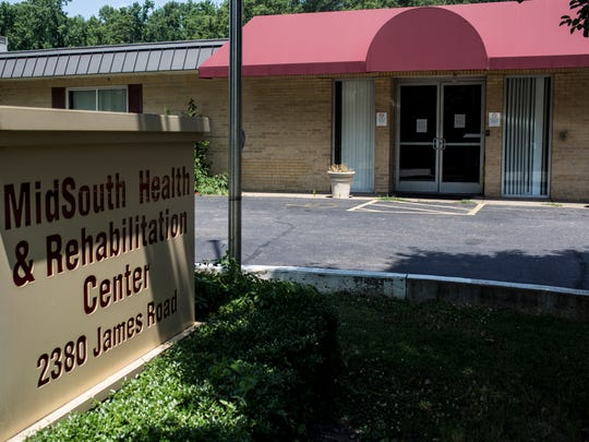 July 13, 2018 - Midsouth Health & Rehabilitation Center