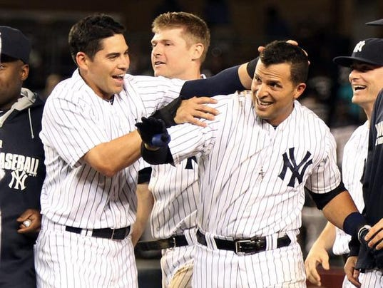 White Sox at Yankees Aug 22