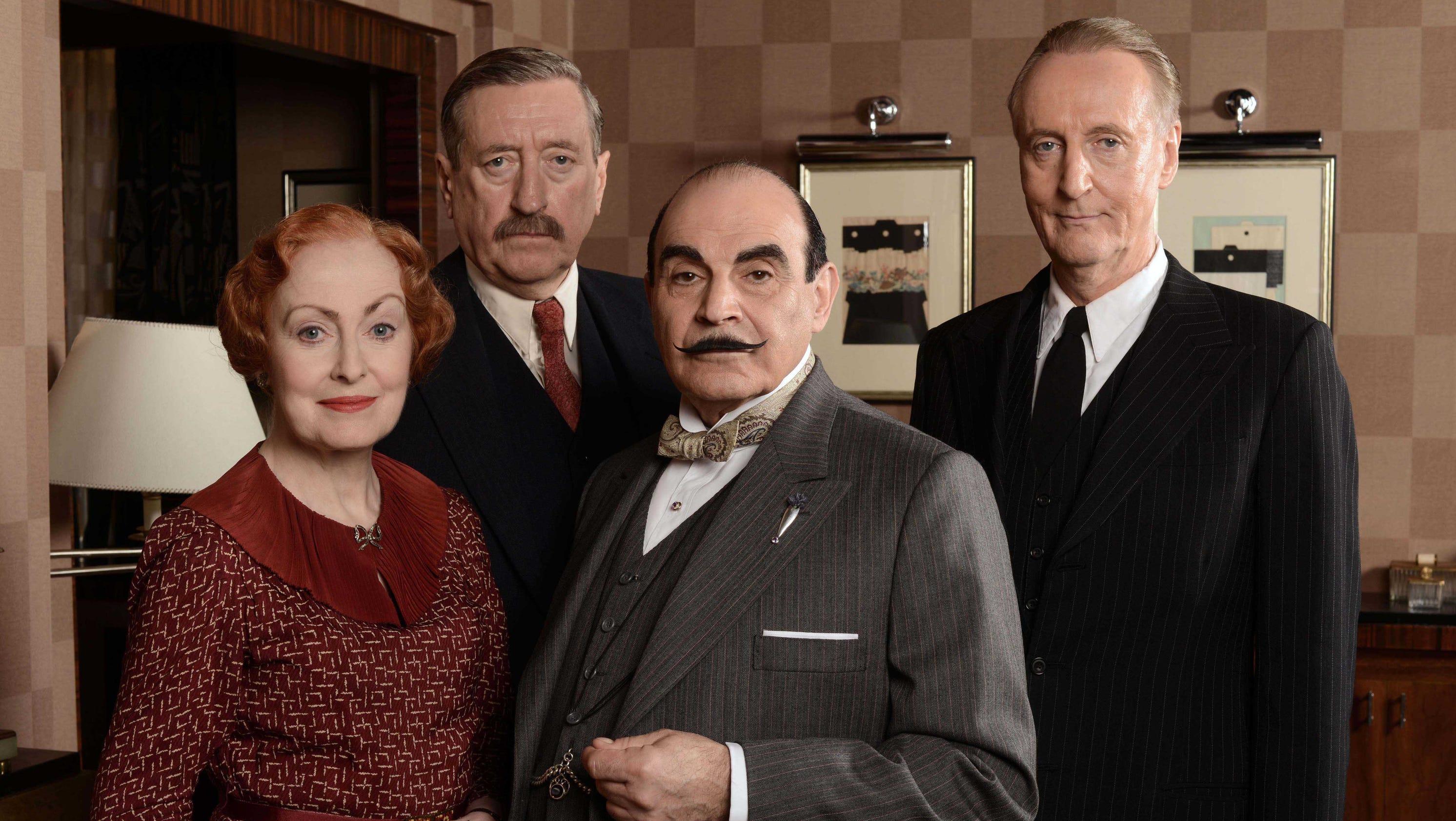 Poirot David Suchet