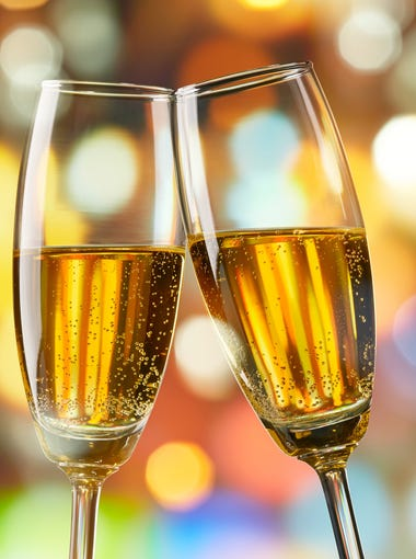Champagne and sparkling wine offer the most versatility with holiday meals and also make for nice hostess gifts.