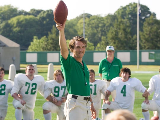 """The actor tackled the sports drama """"We Are Marshall,"""" and finally earned positive accolades for his portrayal of real-life Coach Jack Lengyel."""