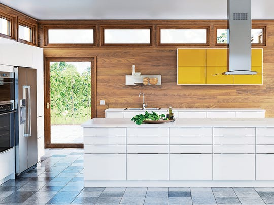Homeowners can design their own Sektion kitchen by