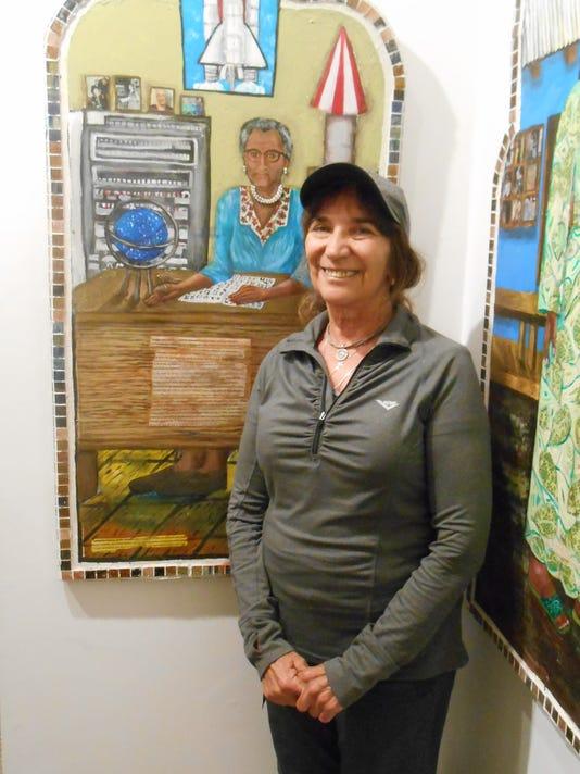 """Heroines"" series at American Labor Museum in Haledon"