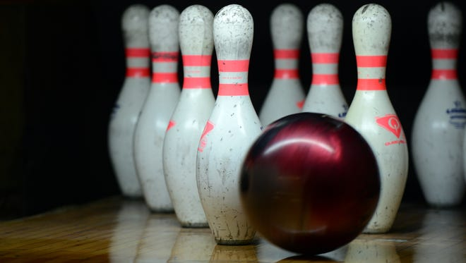 The Division II sectional bowling tournament was held over the weekend.