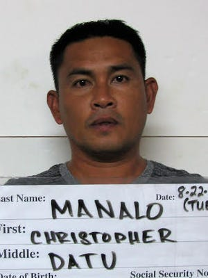Christopher Datu Manalo