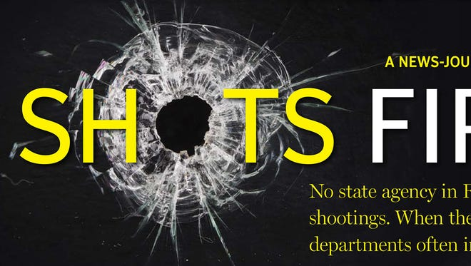 """""""Shots Fired"""" was released Monday. It is an investigation by the Daytona Beach News-Journal about officer-involved shootings in Florida."""