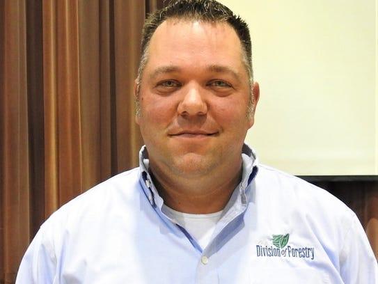 Jeremy Scherf, Service Forester