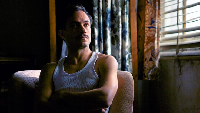 """Neruda"" focuses on Oscar Peluchonneau (Gael Garcia Bernal), a cop pursuing Pablo Neruda."