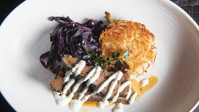 The Cassidy Bar + Kitchen in Maplewood's House Smoked Brisket
