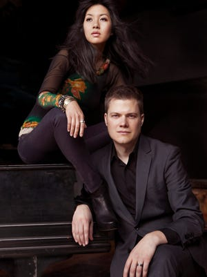 Anderson & Roe Piano Duo will perform at the Ventura County Music Festival.