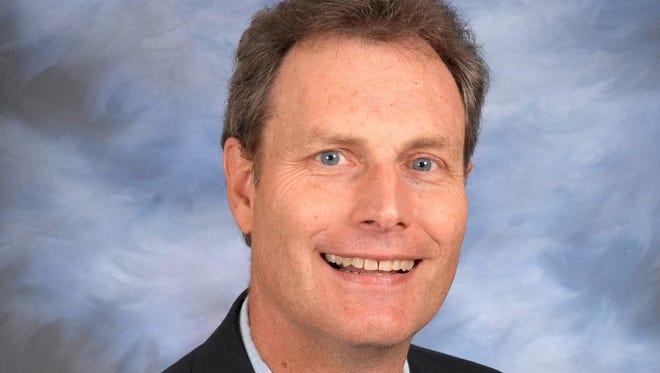 Hendersonville principal Bobby Wilkins.