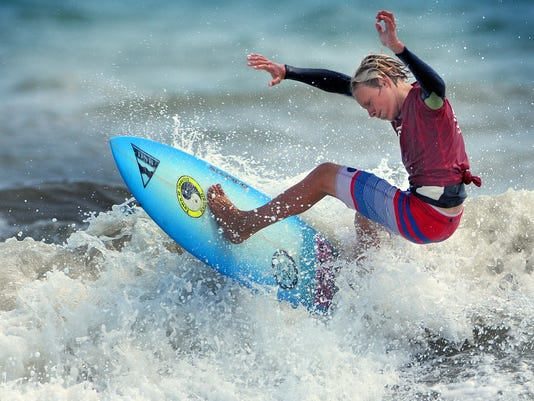 EASTER SURFING