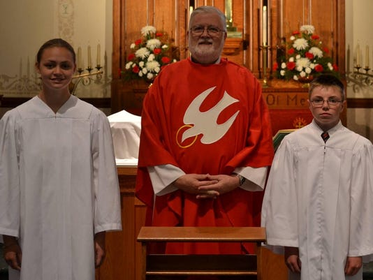 St. Paul Lutheran Confirmation