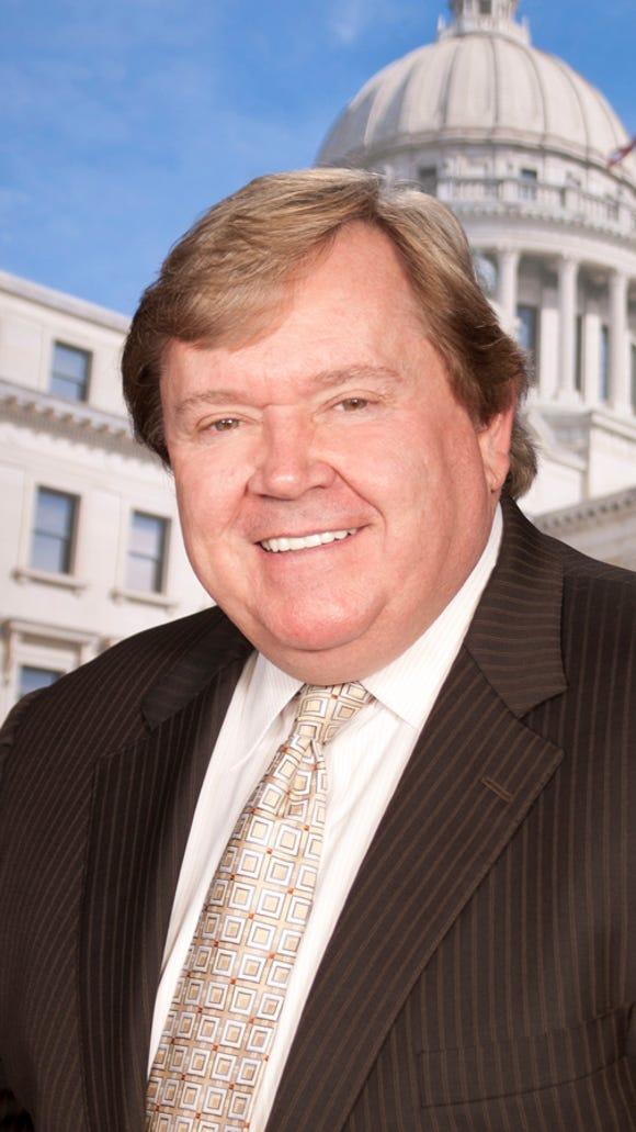 House Democratic Leader Bobby Moak
