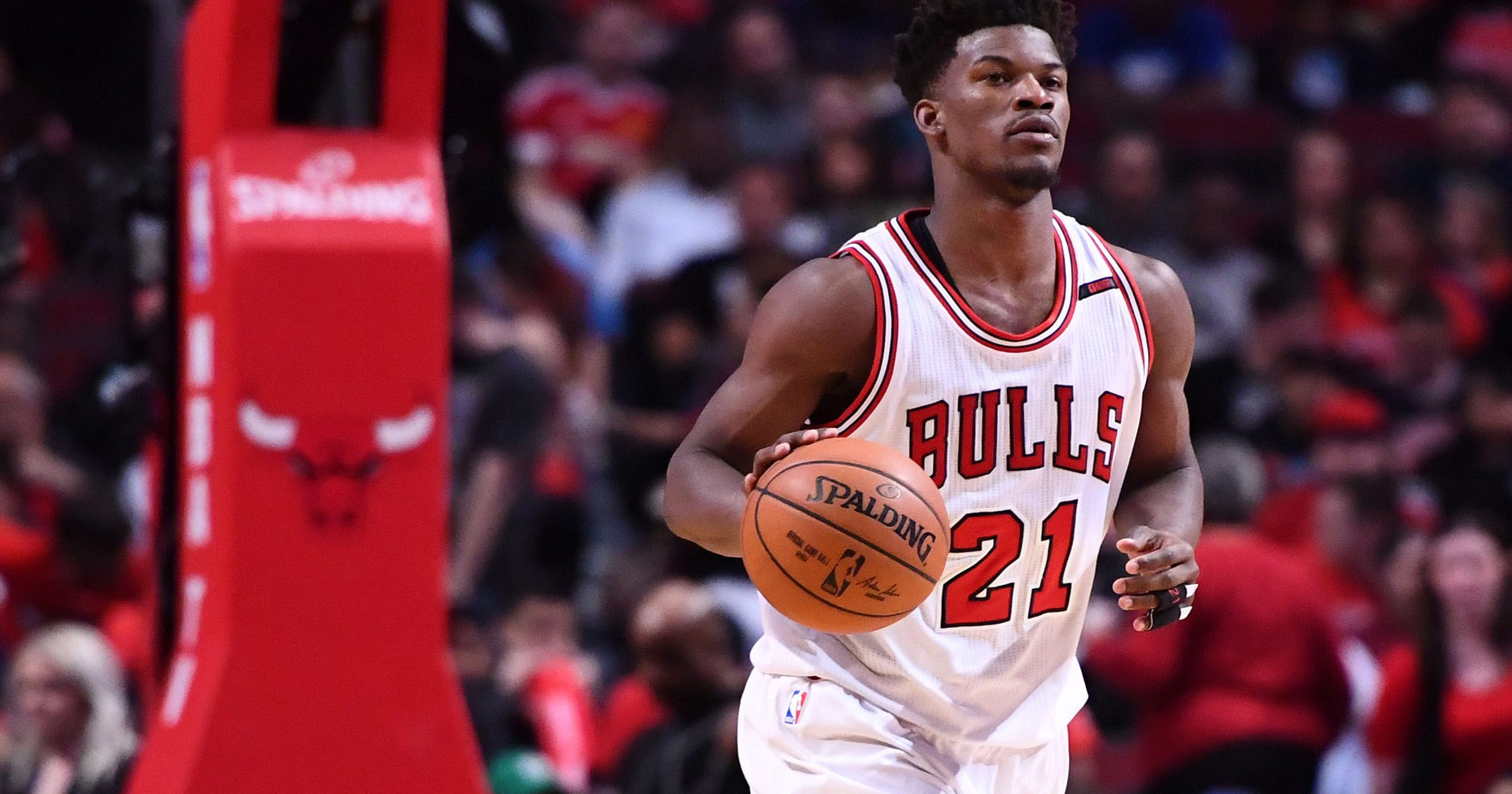 Butler makes T-Wolves biggest threat to Warriors
