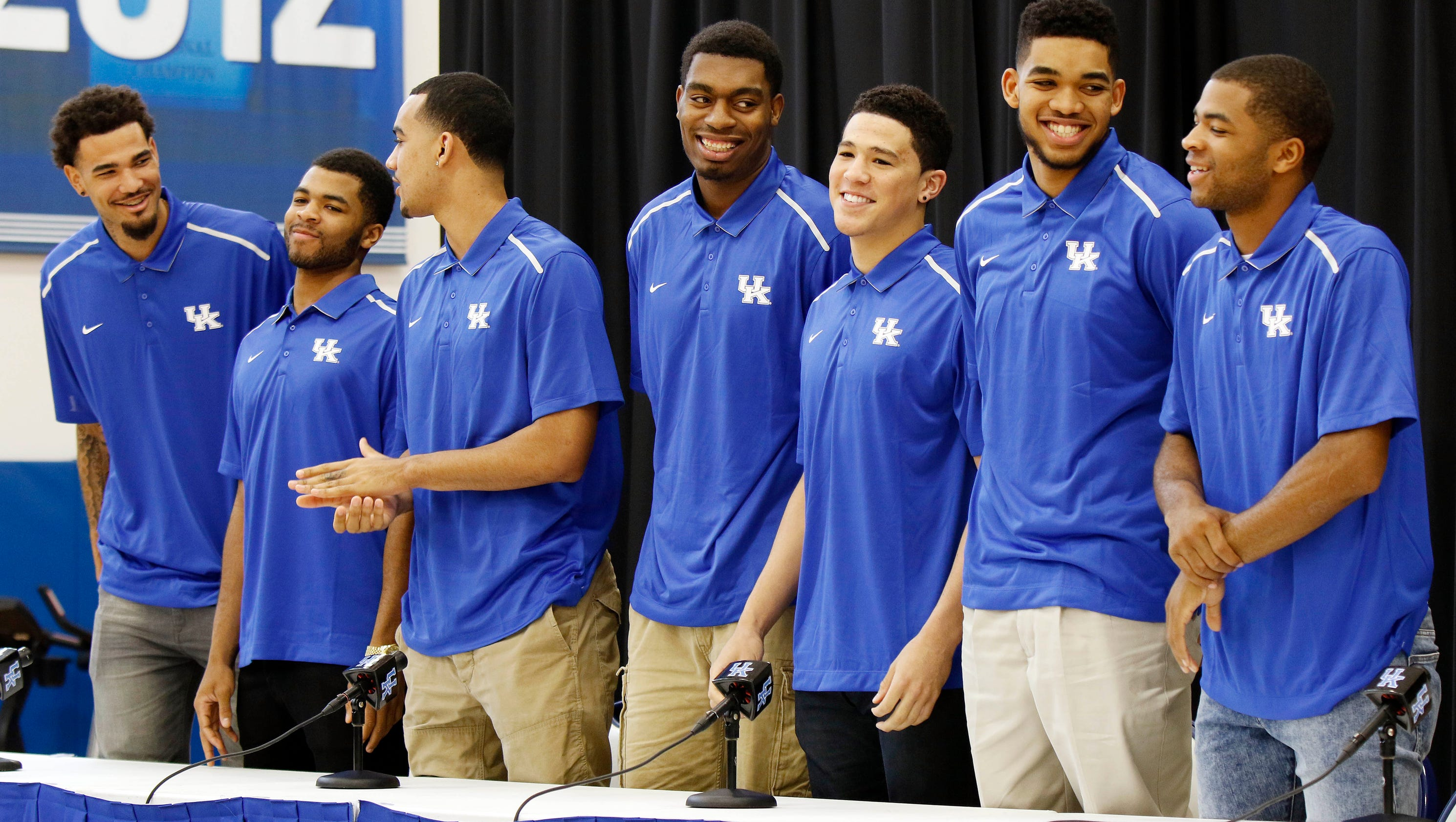 Kentucky players will be well represented in NBA draft
