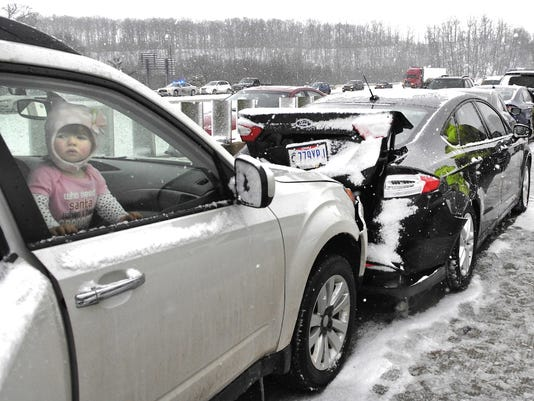 Car Wrecks Today: Winter Car Accidents Are A Deadly Weather Hazard
