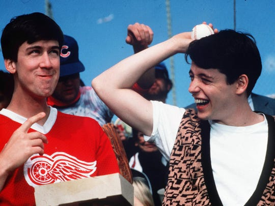 "A screening of ""Ferris Bueller' Day Off"" at the Moxie"