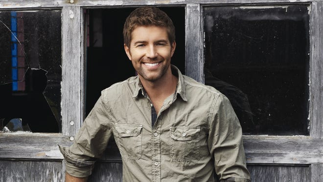 """Country singer Josh Turner will release his first book, """"Man Stuff: Thoughts on Faith, Family, and Fatherhood,"""" April 29."""
