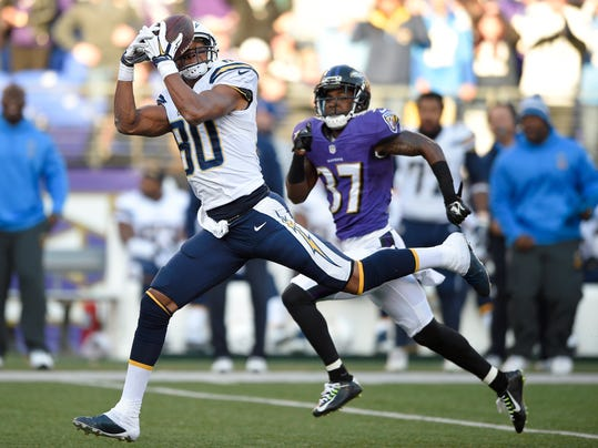 Ravens Can T Stop Rivers Fall 34 33 To Chargers