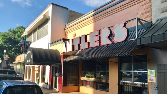 Antlers Seafood & Steakhouse announced via Facebook that it would be closing its Lafayette and Broussard locations because of the economic downturn.