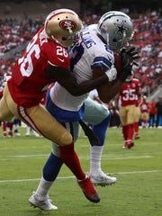 Cowboys vs. 49ers es otro de los duelos atractivos.