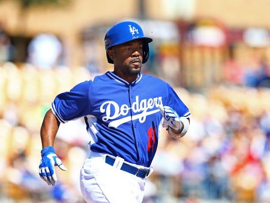 Los Angeles Dodgers at Arizona Diamondbacks, March 30