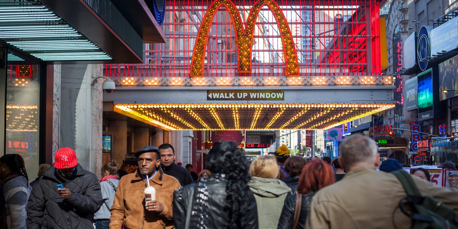 Five things you didn't know about McDonald's