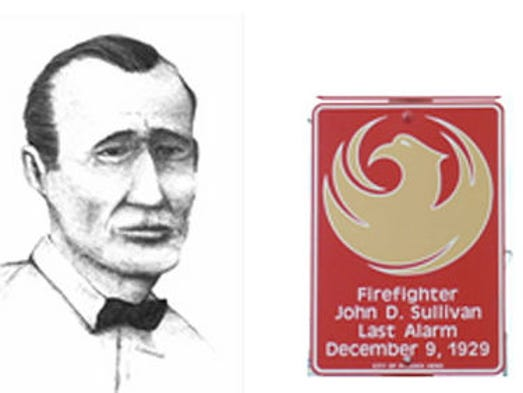 Fallen Valley firefighters: On  Dec. 9, 1929, Phoenix