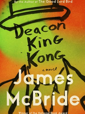 """Deacon King Kong,"" a novel by James McBride, is set in a Brooklyn housing project in 1969."