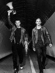 Swedish duo Galantis will perform Sunday during the