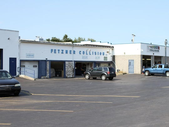 John Fetzner began renting a bay in 1964 then later purchased the property and expanded the shop as the business grew.