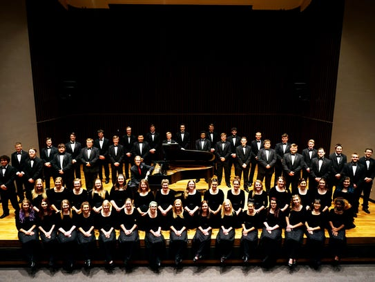 Four St. Cloud State University choirs are joining