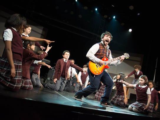 Alex Brightman teaches the children well in the current